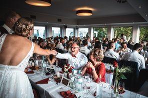 Hochzeit feiern in der heimlichen Liebe