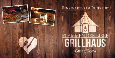 Grillhaus an der heimlichen Liebe Essen